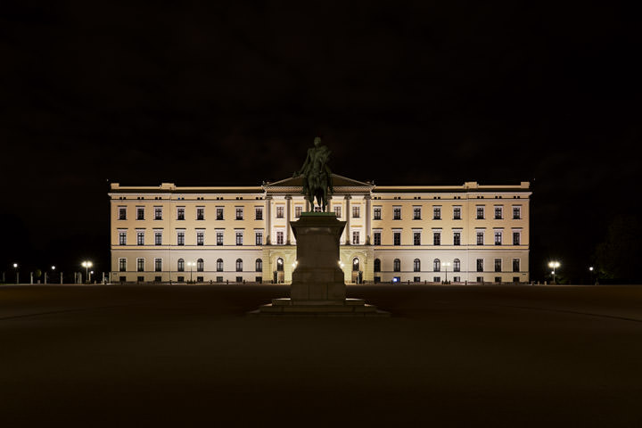 Photograph of Royal Palace Oslo 11
