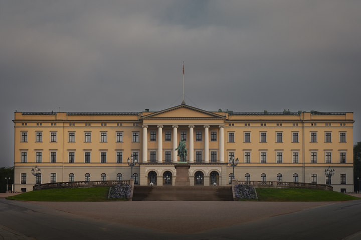 Royal Palace Oslo 2