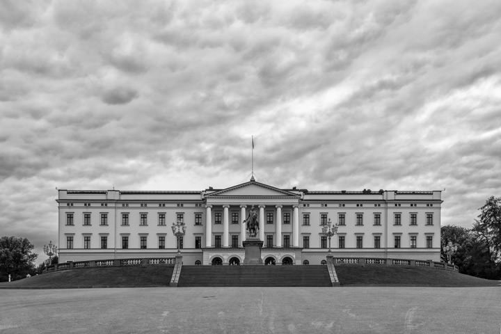 Photograph of Royal Palace Oslo 6