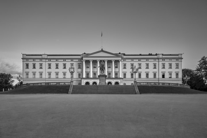 Photograph of Royal Palace Oslo 8