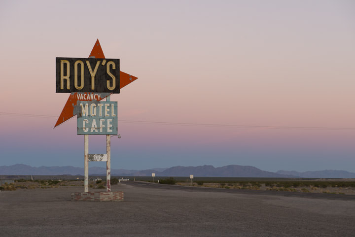 Photograph of Roys Motel 2
