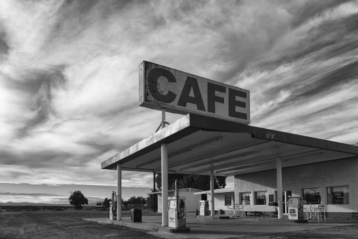Photos of california prints of route 66 california for Zola motel zola predosa