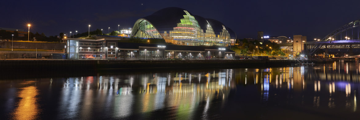 Photograph of Sage Gateshead 1