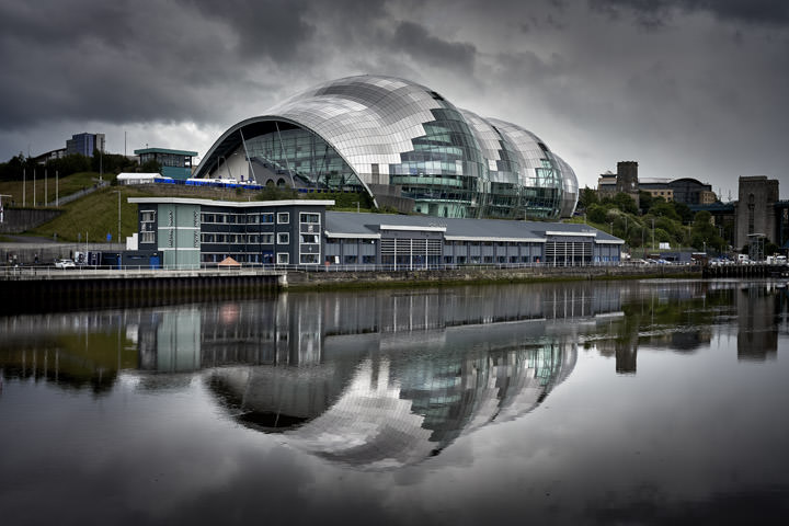 Photograph of Sage Gateshead 2