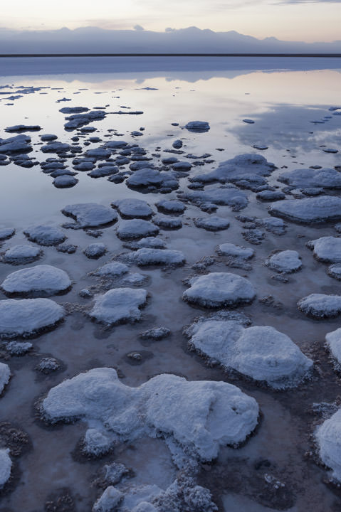 Photograph of Salt Plain