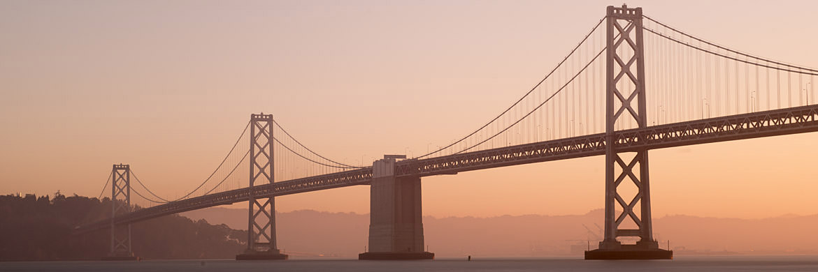 Photograph of San Francisco Bay Bridge 18