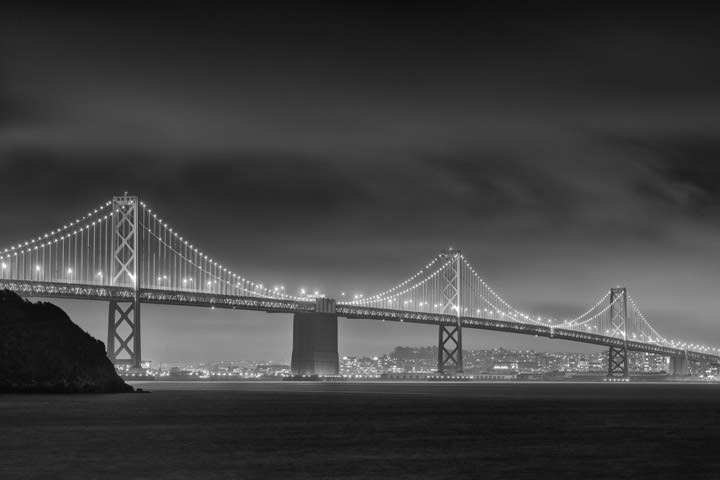 Photograph of San Francisco Bay Bridge 20
