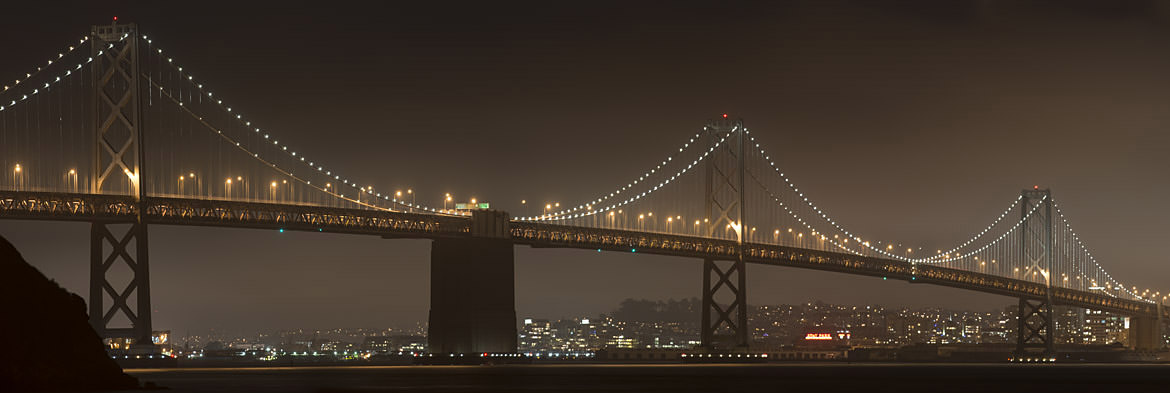 Photograph of San Francisco Bay Bridge 22