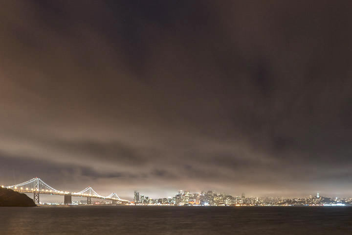 Photograph of San Francisco Bay Bridge 23
