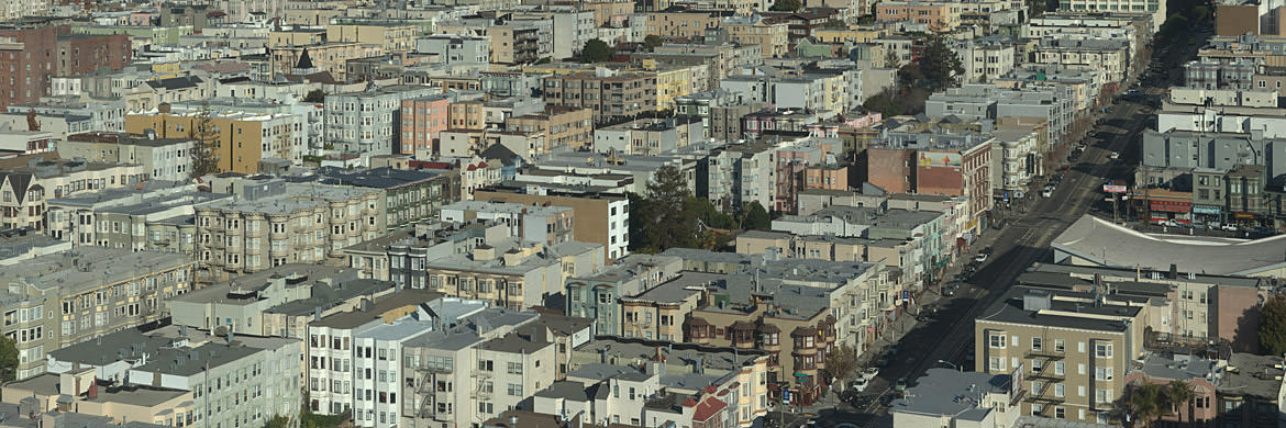 Photograph of San Francisco Cityscape 1