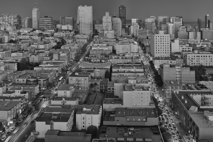 Photograph of San Francisco Cityscape 2
