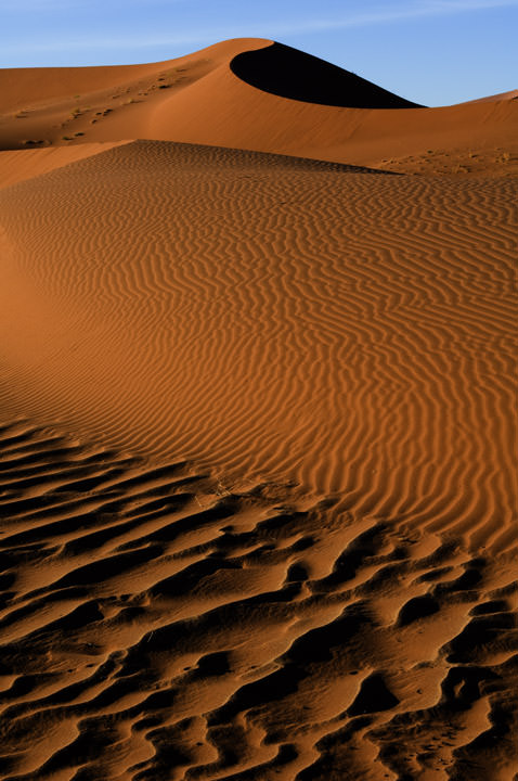 Photograph of Sand Patterns 1