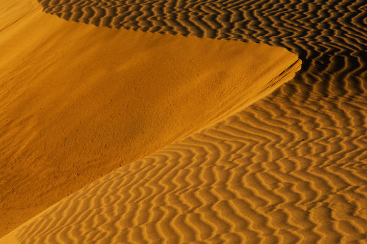 Photograph of Sand Shapes