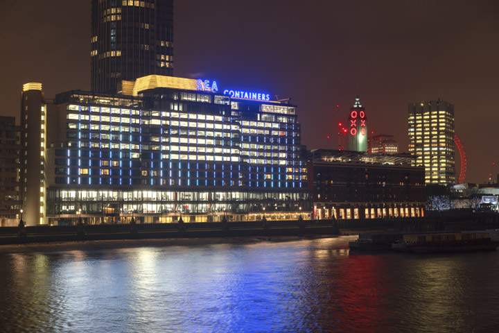 Photograph of Sea Containers House 3