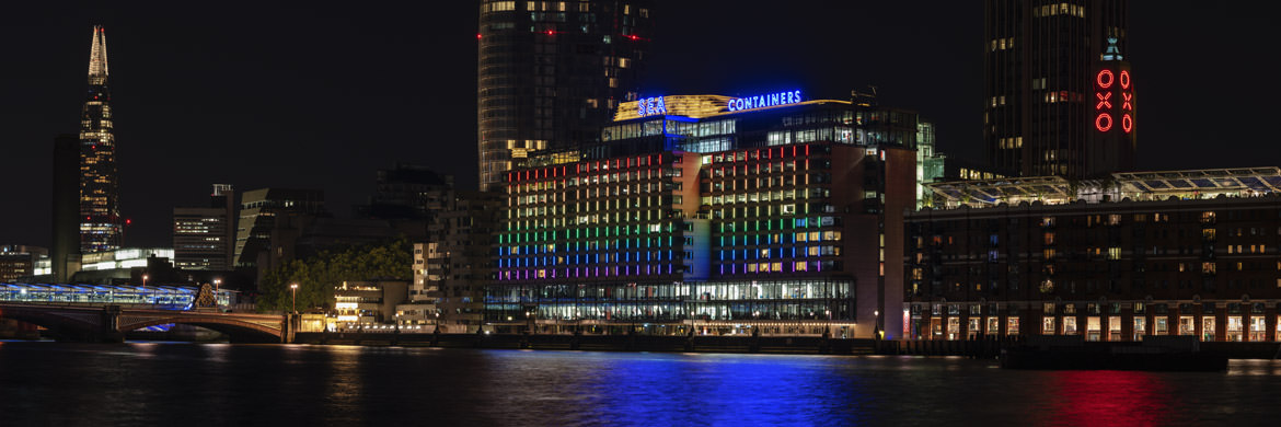 Photograph of Sea Containers Mondrian 1
