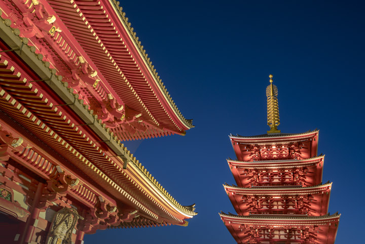 Photograph of Sensoji Asakusa 6