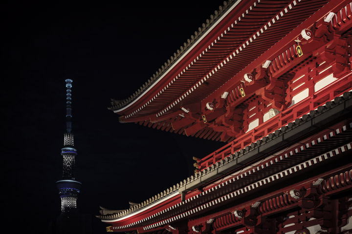 Sensoji Sky Tree Tokyo 1