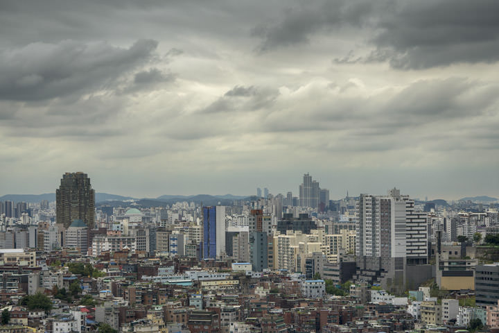 Seoul Skyline 2