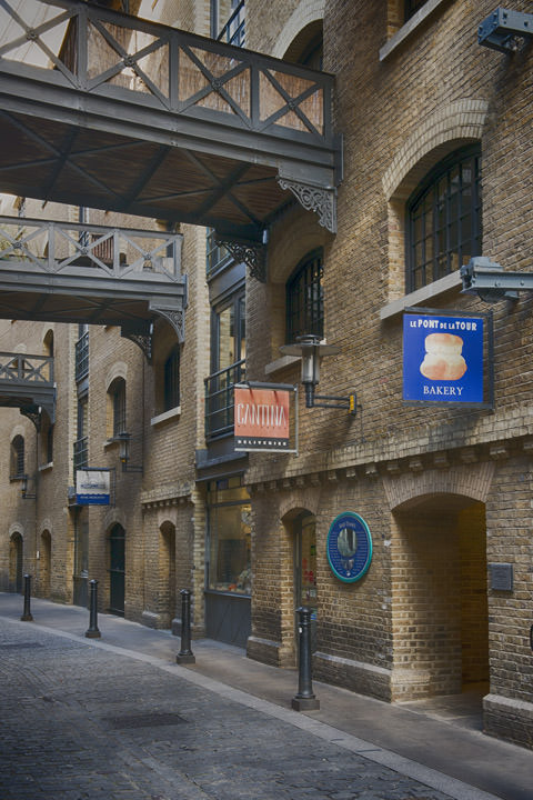 Photograph of Shad Thames 1