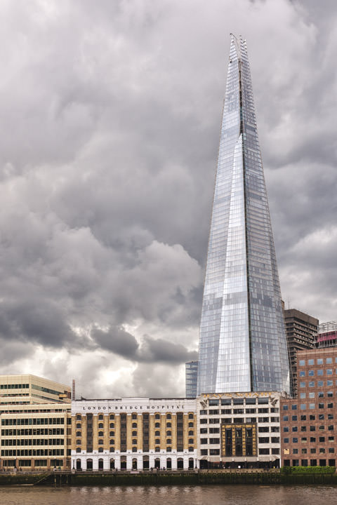 Photograph of Shard 3