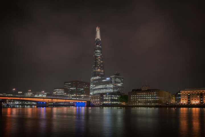 Photograph of Shard and London Bridge 3