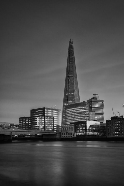Photograph of Shard and Southwark Bridge 10