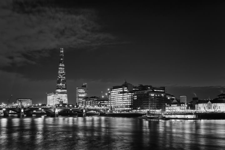 Photograph of Shard and Southwark Bridge 15