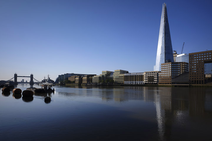 Photograph of Shard and Tower Bridge 10