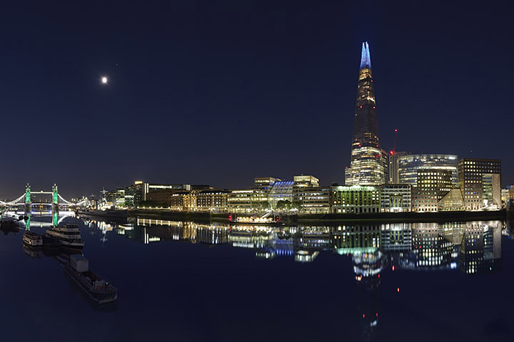Photograph of Shard and Tower Bridge 11