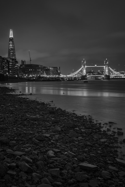 Photograph of Shard and Tower Bridge 5
