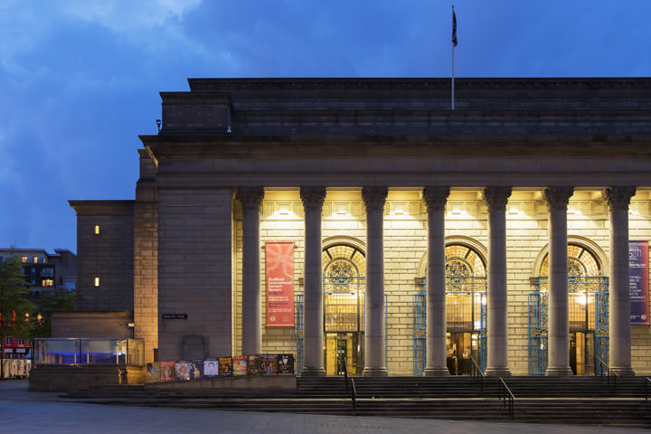 Sheffield City Hall 1