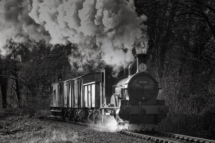 Short Goods Train 1