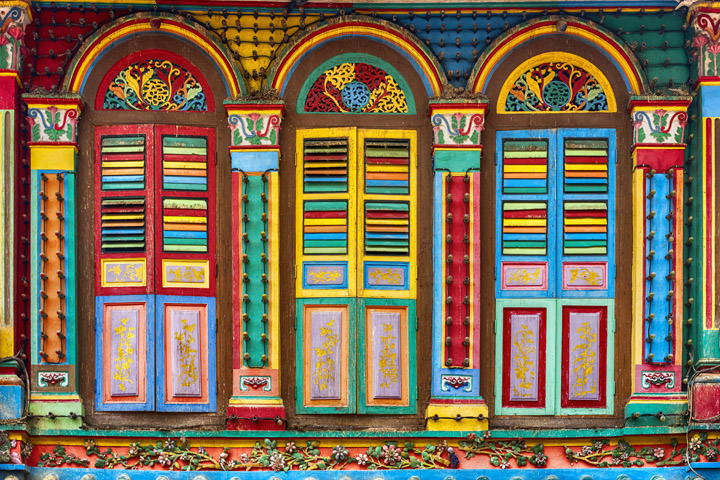 Photograph of Shutters Little India