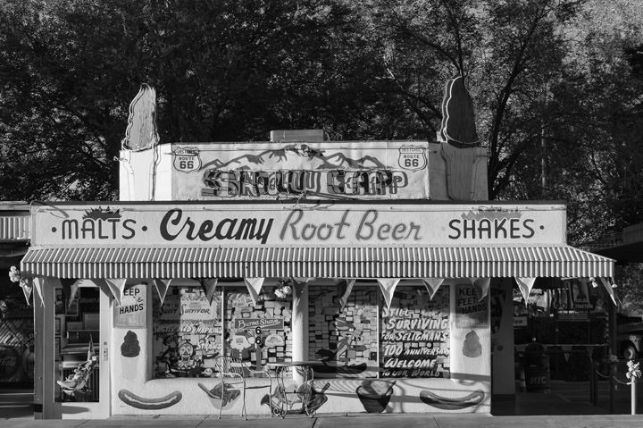Photograph of Snow Bar - Route 66