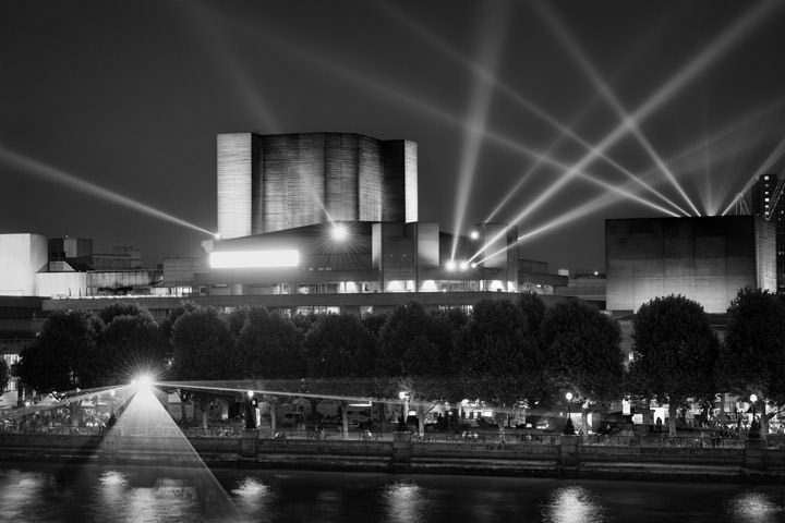 Photograph of South Bank Lights 1