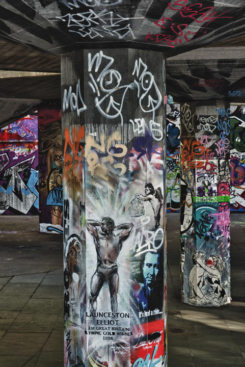 Photograph of South Bank Skate Park 1
