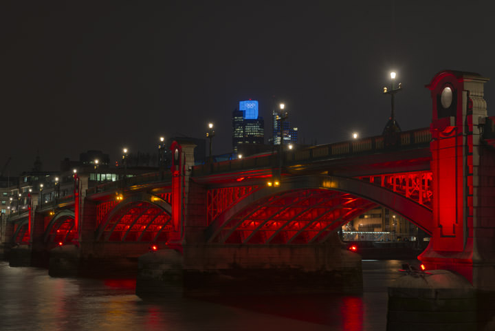 Photograph of Southwark Bridge 10