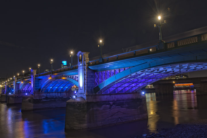 Photograph of Southwark Bridge 18