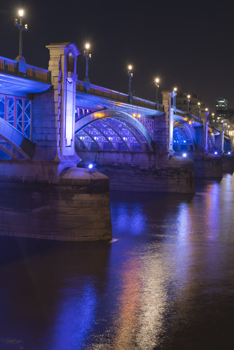 Photograph of Southwark Bridge 20