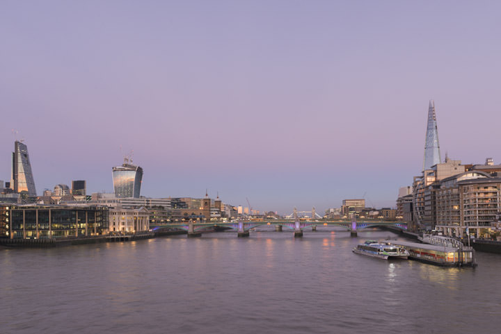 Photograph of Southwark Bridge 22
