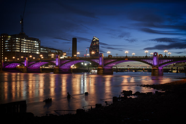 Photograph of Southwark Bridge 29