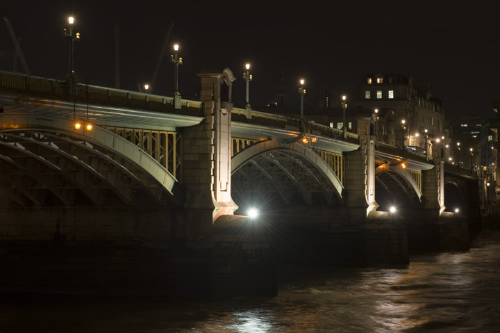Photograph of Southwark Bridge 3