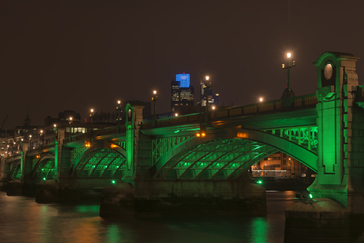 Photograph of Southwark Bridge 9