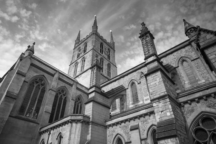 Photograph of Southwark Cathedral 1