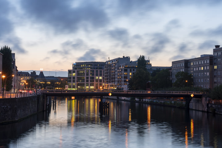 Photograph of Spree River Berlin 2