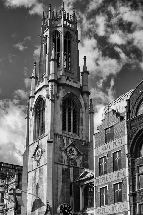 Photograph of St Dunstan in the West 1