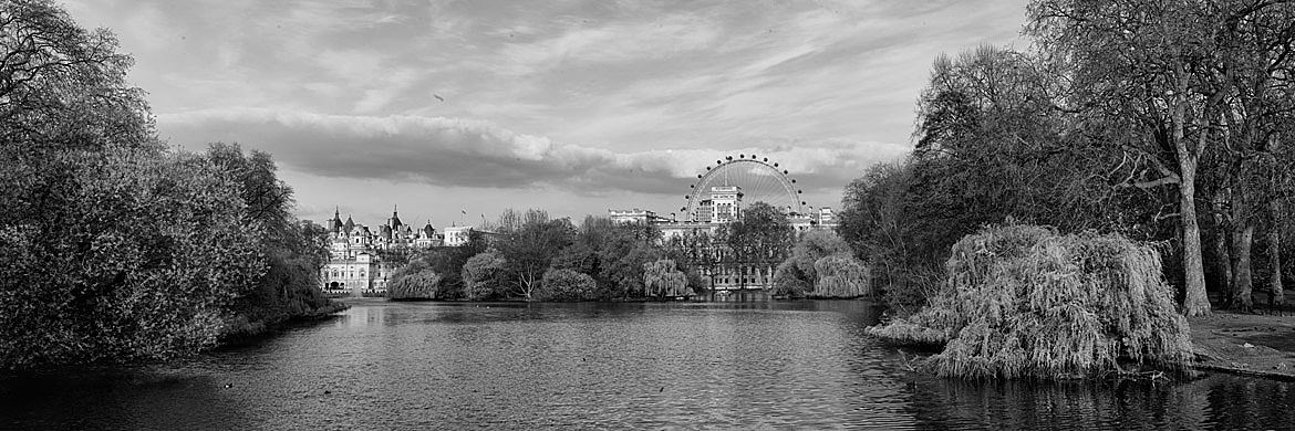 Photograph of St James Park 1