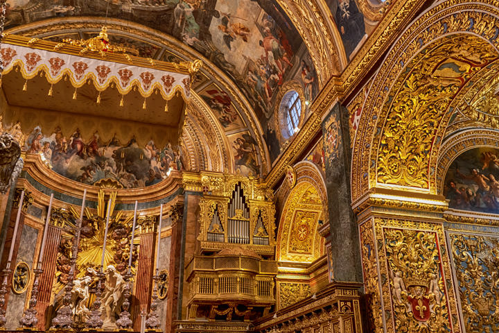 St Johns Valletta