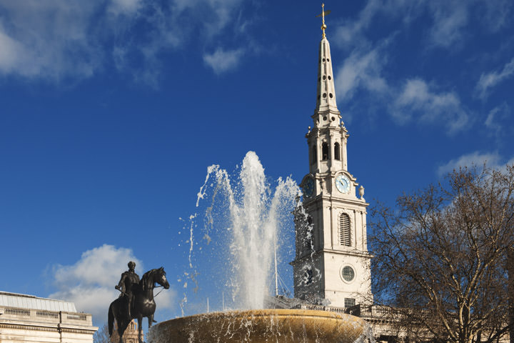 Photograph of St Martins in the Fields 1