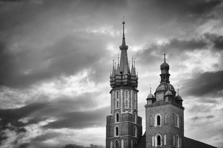 Photograph of St Mary Krakow 1